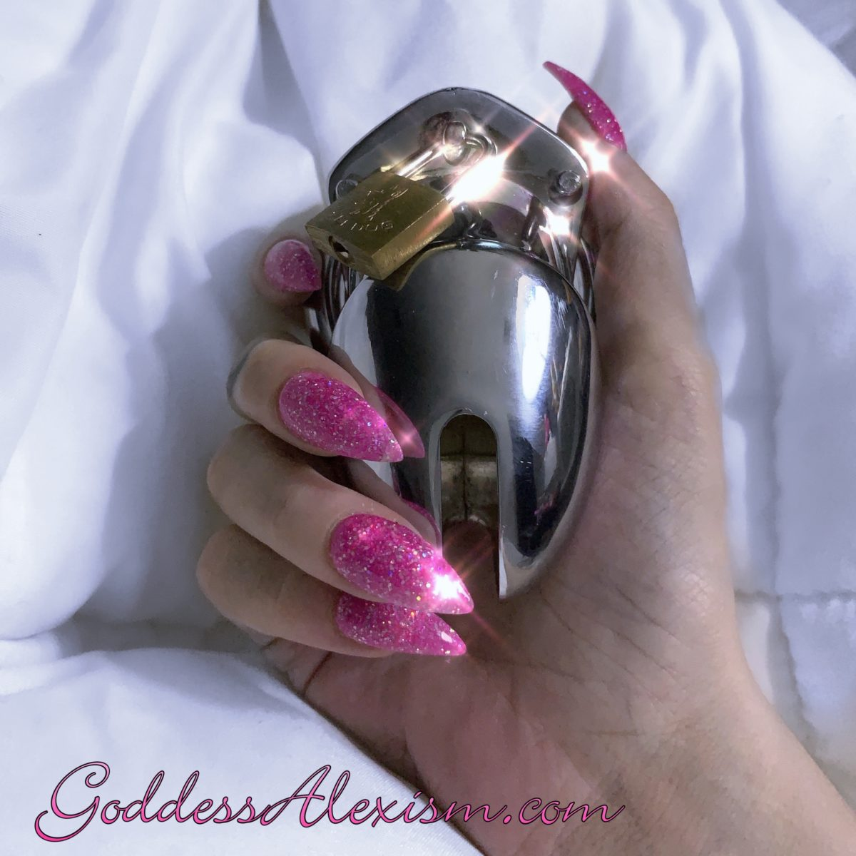 Chastity is forever. 1 week will turn to 1 month and 1 month will turn in to 1 year so fast.